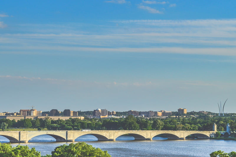 Potomac River Landscape